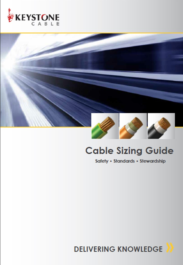 Cable Sizing Guide
