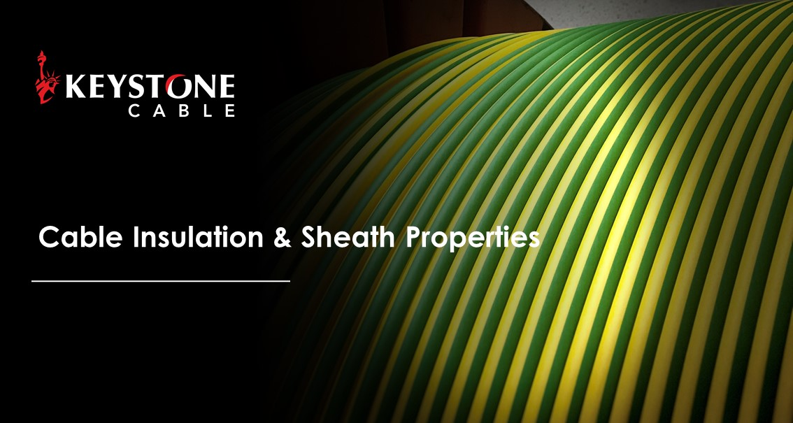 Insulation and Sheath Properties Cover-1